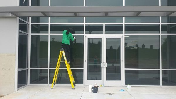 Commercial Window Cleaning in York, PA (1)