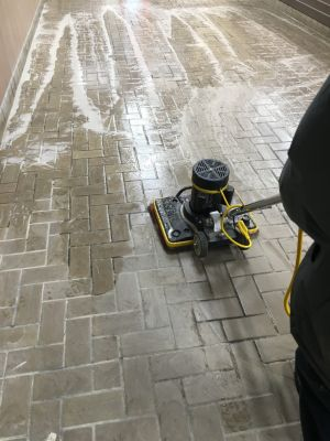 post construction cleaning by A & B Commercial Cleaning Service, LLC